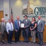 County receives audit honors