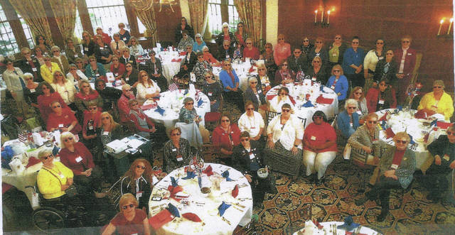 Submitted photo Women of the Ohio Federation of Republican Women believe the future is so bright that they need to wear shades — a tradition started by the National Federation of Republican Women.