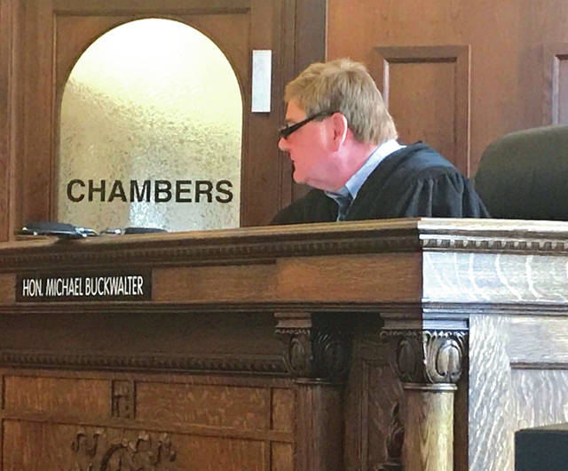 Judge Michael Buckwalter will decide whether or not evidence in the case will be suppressed.