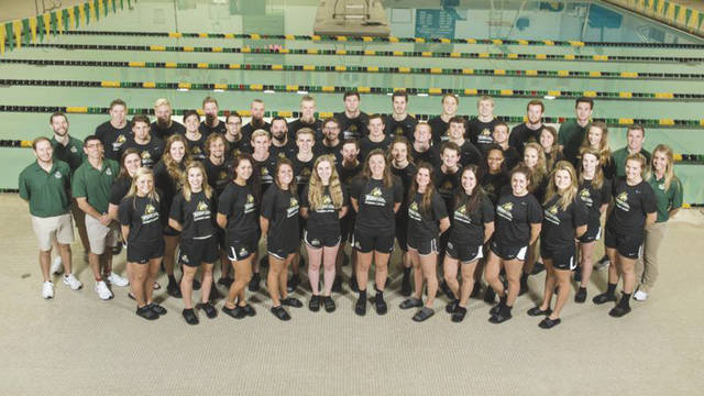 A group of former swimmers and friends have set out to raise $85,000 in order to make the upcoming college swimming and diving season a reality through a fundraising effort. They have a deadline of June 30 to raise the money.