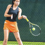 Bellbrook nips 'Creek in tennis battle