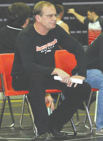 File photo Longtime Beavercreek High School wrestling coach Gary Wise is being inducted into the Ohio Chapter of the National Wrestling Hall of Fame, Oct. 15 in Dublin, Ohio.