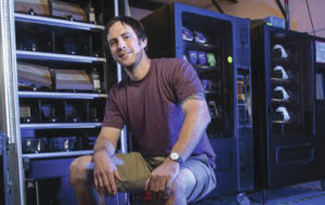 Wright State University graduate combines social media, vending machines to promote marketing for companies