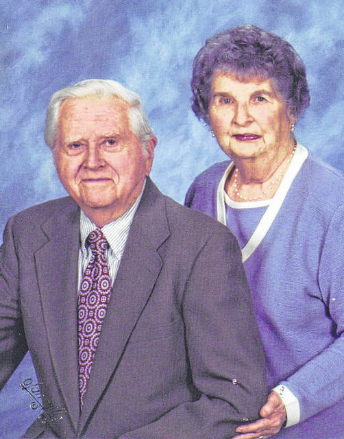 William and Evelyn Pershing