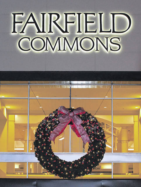 Barb Slone | News-Current Soin Medical Center helped present the Mall at Fairfield Commons Wreath Lighting ceremony on Nov. 10.