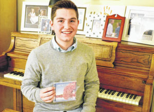 Eagle Scout releases first piano solo album
