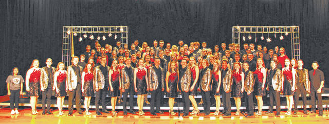 Submitted photo Beavercreek Show Choir will host other choirs for competition.