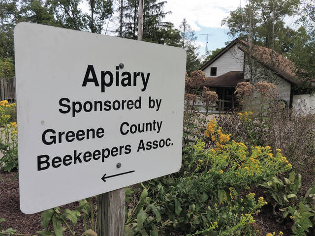 Submitted photo Greene County Parks & Trails is offering a second-year beekeeping class Saturday, Jan. 20.
