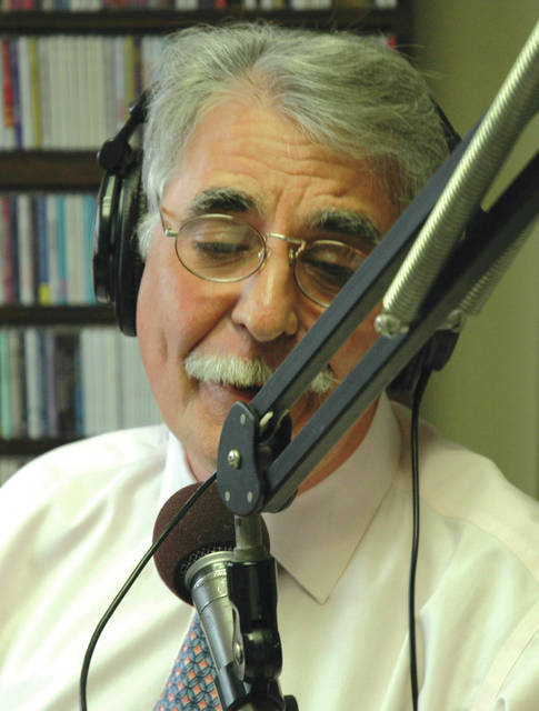 """Submitted photo John """"Bucks"""" Braun, Hall of Fame Broadcaster and the """"morning man"""" at Classic Country Radio, died Jan. 4."""