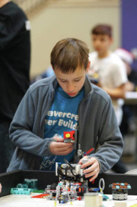 Local Lego experts converge