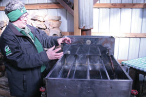 Maple sugaring season invites participants