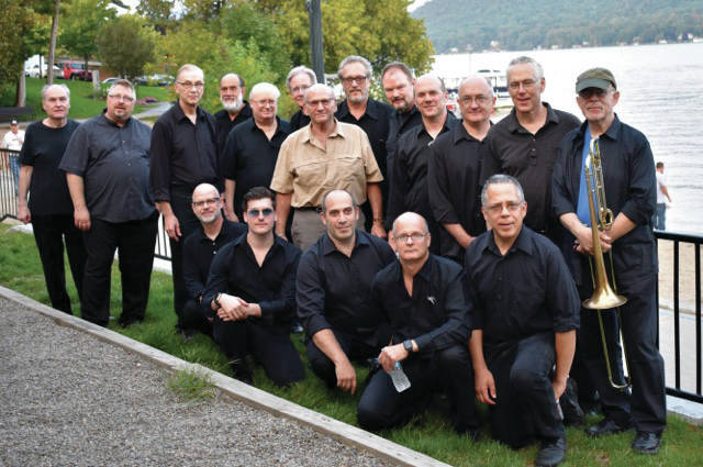 Submitted photos Dave Liebman Big Band will headline Beavercreek Weekend of Jazz, performing on Saturday, March 3.