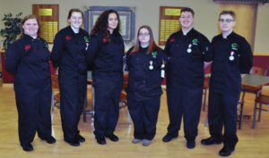 Culinary students win medals