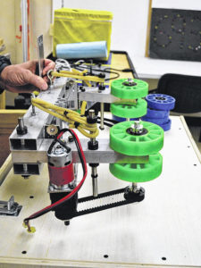 Students raising funds to build robot, compete nationally