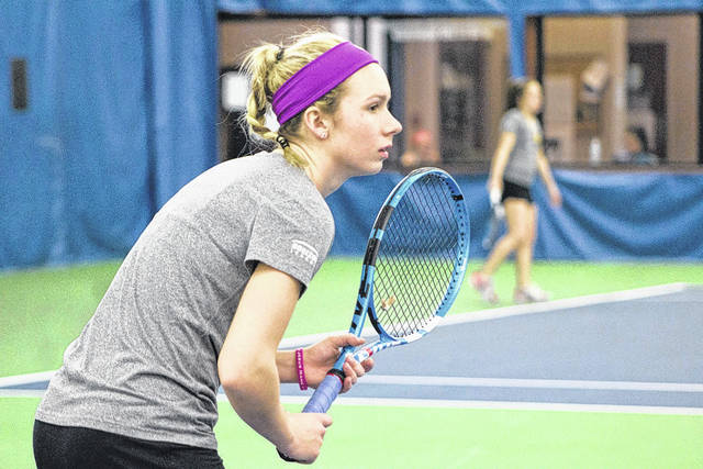 Madison Riley has been one of the top competitors for the Wright State University Raiders, in the last few weeks.