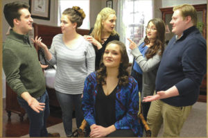 Wright State Theatre presenting 'The Memory of Water'