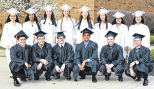 Class of 2018 graduates Saturday