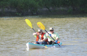Chards win back-to-back state canoeing titles