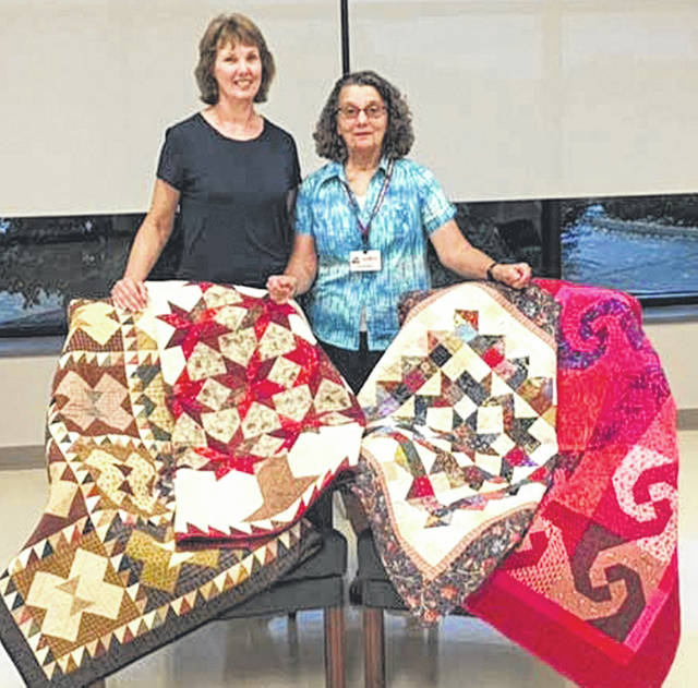 Submitted photo The Gallery at Lofino Plaza welcomes a quilt show.