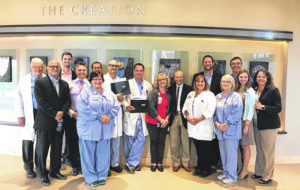 Soin receives another Center of Excellence award